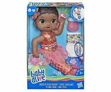 Baby Alive Shimmer 'n Splash Mermaid Baby Doll New / Sealed