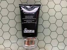 Dr. Brandt Microdermabrasion Age Defying Exfoliator Full Size 2oz / 60 g