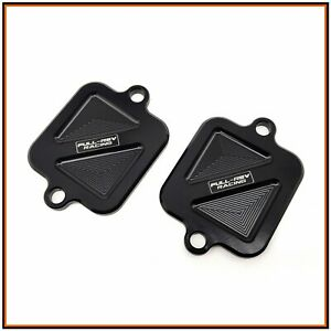 For 2003-2019 Yamaha R6 YZF-R6 R6S Motorcycle AIS Smog Emissions Cover Plates