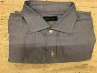 Norton & Sons Saville Row Shirt - grey