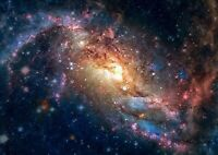 A3| Amazing Nebula Poster Print Size A3 Stars Galaxy Space Poster Gift #15518