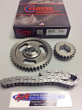 Cloyes Gear 9-1138 Small Block Ford 1972 To 2001 Engines Street True Timing Set
