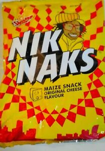Nik naks maize snack135g x6  * buy two get one free*