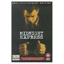 Midnight Express (20th Anniversary Edition)  DVD NEW SEALED FREEPOST