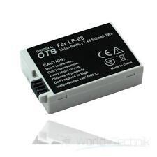 Batería, accu, batería, Battery para Canon EOS 550d/600d/650d/700d/lp-e8