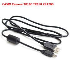 1.2M 12Pin fotocamera USB dati cavo di ricarica per fotocamera Casio TR100 TR150 ZR1200