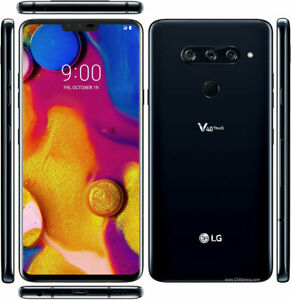 LG V40 ThinQ LM-V405 64GB Sprint Wireless Android Wi-Fi ONLY Smart Cellphone