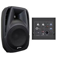 GEMINI ES 08P cassa diffusore amplificato 300watt DJ karaoke palestre animatori