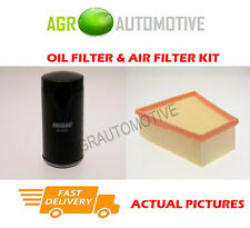 PETROL SERVICE KIT OIL AIR FILTER FOR SEAT IBIZA 2.0 116 BHP 2002-09