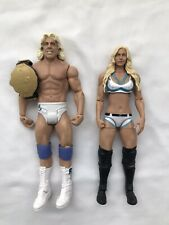 WWE Battle Pack 41 Charlotte and Ric Flair