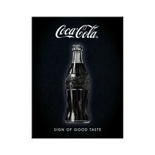 Magnet Souvenir Coca Cola Good Taste Timeline Kühlschrank Fridge,8 cm,NEU