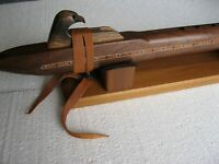 Native American Flute  -  Walnut - Handmade key of low D