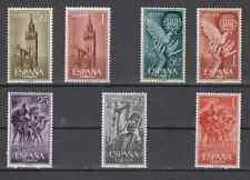 SAHARA (ESPAÑA) - AÑO 1963 NUEVO COMPLETO MNH SPAIN - EDIFIL 215/21
