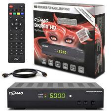 HDTV HD HDMI Digital KABEL Receiver Comag DKR60 DVB-C Kabelreceiver USB 2.0 +PVR