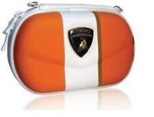 """Atomic Custodia Sport Case Limited Edition """"automobili Lamborghini"""" per PSP Go"""