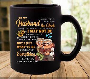 To My Husband Romantic Carl And Ellie Coffee Mug