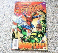 THE AMAZING SPIDER-MAN  # 407     MARVEL COMICS