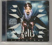 (HJ501) Kelis, Fleshtone - 2010 CD