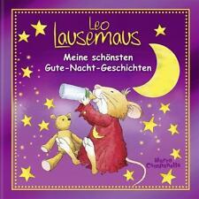 Leo Lausemaus - Meine schönsten Gute-Nacht-Geschichten (2015, Gebundene Ausgabe)
