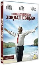 Zorba The Greek 5039036052726 With Anthony Quinn DVD Region 2