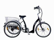 Popal 2405E Senioren Elektro Dreirad 7 Gang E-Bike Fahrrad Elektrodreirad E Luxe