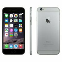 Apple iPhone 6 Space Gray Unlocked ATT TMobile Verizn 128GB Excellent with/cas