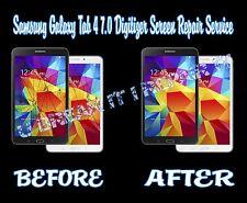 Samsung Galaxy Tab 4 7.0 Broken Cracked Glass Digitizer Screen Repair Service