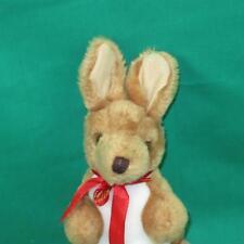 Australian Vacation Kangaroo Baby Pouch Souvenir Plush Stuffed Animal Marsupial