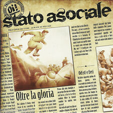 STATO ASOCIALE – OLTRE LA GLORIA EP punk Oi! grey green black wax