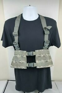 TACTICAL TAILOR MAV BODY 2 PC CHEST RIG IN ACU CAMO