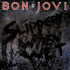 BON JOVI - Slippery When Wet [Remastered](CD 1998) USA Import EXC