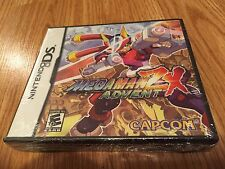Mega Man ZX Advent  (Nintendo DS, 2007) Sealed New FREE SHIP FAST