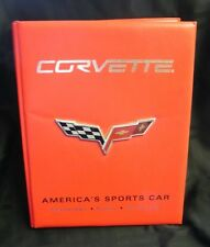 Corvette American Sports Car 2006 Yesterday Today & Tomorrow