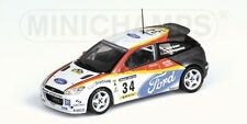 Ford Focus Rs Wrc Rally Catalunya 2002 Kremer 1:43 Model MINICHAMPS