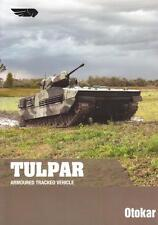 OTOKAR TULPAR 2015 TRACKED VEHICLE TANK TURKISH ARMY MILITARY BROCHURE PROSPEKT