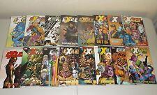 Exiles  Vol. #1-16  TPB  (Full Series Lot of 16) Marvel Comics 2002-2008, #1-100