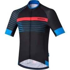 Équipements bleus Shimano pour cycliste Homme