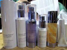 6 pc set Meaningful Beauty Cindy Crawford Cream de Serum Lifting Eye Cleanser ++