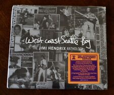 West Coast Seattle Boy: The Jimi Hendrix Anthology [Single CD] [Digipak] NEW