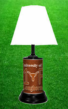 TEXAS LONGHORNS - NCAA LICENSE PLATE LAMP - FREE SHIPPING IN USA