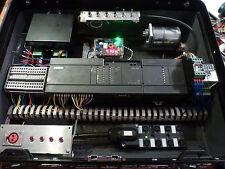 Siemens Simatic S7-200 Schulungskoffer Prog. Adapter, Unterlagen + Software