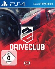 PS4 / Sony Playstation 4 Spiel - DriveClub [Standard] DE/EN mit OVP