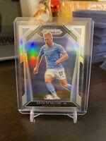 Kevin De Bruyne Panini Silver Prizm 2020-2021 Premier League Manchester City
