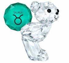 Swarovski Kris Bear Taurus, Horoscope Zodiac Crystal Authentic MIB 5396295