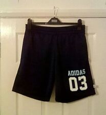 "adidas Long 13 to 17"" Inseam Cotton Blend Shorts for Men"