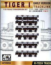 AFV Club 1/35 AF35094 WORKABLE Track link for WWII German Tiger I Early Version