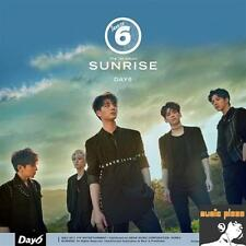 DAY6 1ST ALBUM [ SUNRISE ] CD+BOOKLET+2 PHOTO CARD