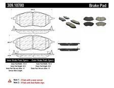 StopTech Sport Brake Pads fits 2005-2008 Subaru Legacy B9 Tribeca  STOPTECH