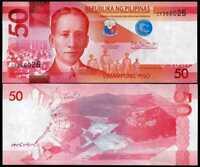 PHILIPPINES 50 PESOS 2019 P 207 UNC