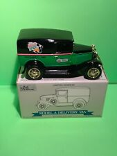 Racing Champions #2710 Ford Model A Delivery Van Mellow Yellow Logo Die Cast